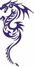 Tribal Dragon Serpent Tail Creature Car Truck Window Laptop Vinyl Decal Sticker