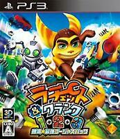 Ratchet & Clank Collection PlayStation3 Japan Version