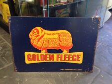 Golden Fleece Ram Repro Sign