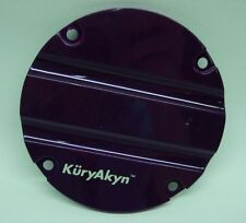 Kuryakyn Hypercharger Trap Door Violet Pearl Lettered - Blood Groove - 8428BGL