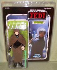 """JEDI KNIGHT LUKE SKYWALKER Jumbo Star Wars Gentle Giant Vintage Card 12"""" ROTJ"""