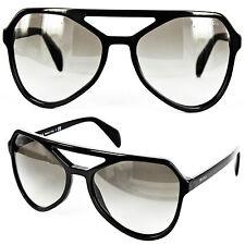 Prada Damen Sonnenbrille SPR22R 1AB-0A7 58mm schwarz pilot BF 89 T31