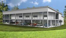 Lagerhalle Autohaus Büro Stahlkonstrukionshalle | baue jetzt deine Halle!