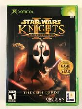 Star Wars Knights of the Old Republic 2 - Xbox - Replacement Case - No Game