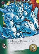 ICEMAN 2014 Upper Deck Marvel Legendary FROST SPIKE ARMOR