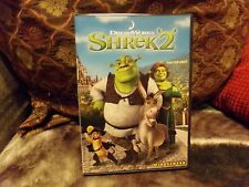 Used DVD Dream Works Shrek 2, Far And Away, Widescreen