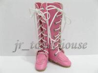 Pink Boots D11 fit blythe 1/6 dollfie Plus pullip Lati
