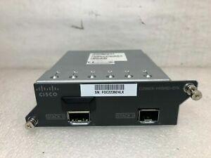 CISCO C2960X-HYBRID-STK Empillable Module Pour 2960-X Swicth 68-101177-01