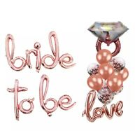 Bride To Be Hens Party Bridal Shower Decorations Engagement Balloons Banner