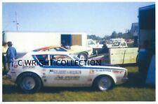 Vintage NHRA Drag Racing-GILBERT & MASKIN-1972 PRO STOCK-AMC Gremlin