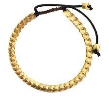 Bracelet Real Natural Snake Spine Bone Men Man Mens 8 inch Adjustable Small Bone