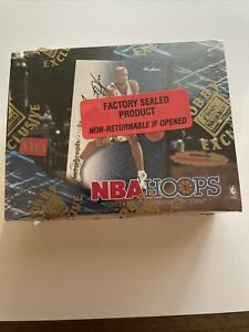 1996-97 Skybox Autographics Series 1 Factory Sealed Box