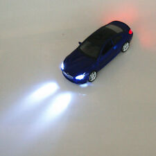 1:32 BMW M6 Sound&Light  Alloy Diecast Model Cars Gifts Pull Back New Blue Toys
