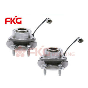 2 Front Wheel Bearing Hub For 02-2007 Saturn Vue 2005-2006 Chevy Equinox 513189