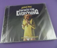 A Fantastic Fear Of Everything Soundtrack, Simon Pegg CD 2012 - Still Sealed!