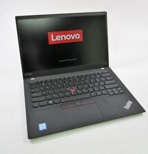 Lenovo Carbon X1 5th Generation i7-7600U 16GB 256GB Win10 Pro 2560x1440 WQHD