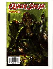 Queen Sonja #1 (2009, Dynamite) VF Lucio Parrillo Cover Red Sonja