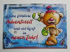 Diddl Pimboli Weihnachtlicher Kartenzauber Nr. 4  ##  FRÖHLICHE ADVENTSZEIT  ##