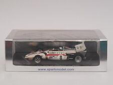 1/43 Spark S1747  BRM P160  # 8  Pedro Rodriguez  2nd Place 1971 Dutch GP