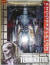 "ENDOSKELETON HEAVY GUNNER Robocop vs Terminator 1993 Video Game 7"" Figure 2014"