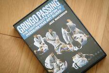 Gringo Passing By Jake Mackenzie Dvd Bjj , Jiu Jitsu, Grappling