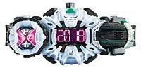 BANDAI NEW Kamen Masked Rider Zi-O DX Ziku Driver Belt w/ Tracking NEW