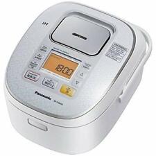 Rice cooker 220V Panasonic SR-THB105W made in Japan