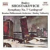 Shostakovich - Symphony No 7, , Audio CD, New, FREE & FAST Delivery