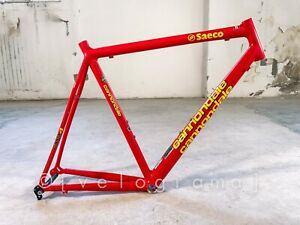 Frame Cannondale CAAD4 Team Saeco T56 NOS Made in USA