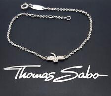 Thomas Sabo Libelle Armband 925er Sterling Silber mit Diamant SD_A0006-153-14