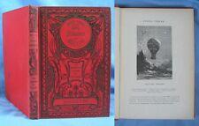 Cinq Semaines en Ballon / Jules Verne / Hachette 1923