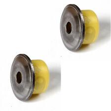 Set of 2 Polyurethane bushing HUMMER H2, H3 shock absorber front upper mount