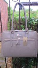 Bolsos de mujer maletín de piel color principal marrón