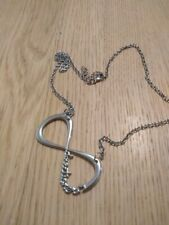 ONE DIRECTION 'DIRECTIONER' INFINITY NECKLACE