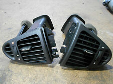 Jaguar X-Type 2003 Heater Vents. Right hand and left hand. Sold as a pair.