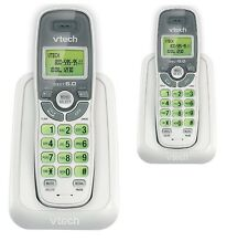 VTECH DECT 6.0 CORDLESS HOME PHONE TELEPHONE WITH  2 SET SYSTEM