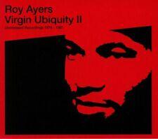 AYERS, Roy - Virgin Ubiquity II: Unreleased Recordings 1976-1981 - CD
