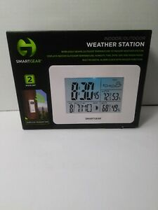 Smart gear weather station