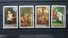 Stamps Dominica panters