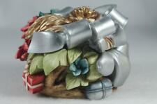 Harmony Kingdom 'Christmas Bouquet' #Hg3Lebqc Large Bows #4153 Le In Box!