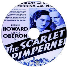 The Scarlet Pimpernel - Adventure Drama  - Leslie Howard, Merle Oberon -1934