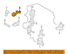 TOYOTA OEM Camry Engine Motor Transmission-Torque Arm Mount Strut 123630V070