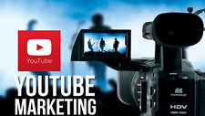 Make your YouTube video go VIRAL , HUGE Promotion on Social Groups, Forums , SEO