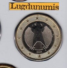 Allemagne 2005 1 Euro G Karlsruhe FDC provenant coffret 85000 exemplaires