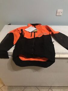 New boxed Stihl classic Xfit Jacket size extra Small chest non safety chainsaw