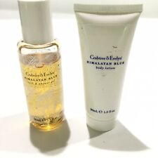 CRABTREE & EVELYN HIMALAYAN BLUE BATH AND SHOWER GEL And Body Lotion  Retired