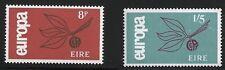 Ireland Scott #204-05, Singles 1965 Complete Set FVF MNH