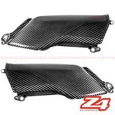 2020 Kawasaki Z900 Gas Tank Side Knee Grip Trim Cover Fairing Cowl Carbon Fiber