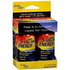 5 Hour Energy Drink Lemon-lime, 2x2 Ounce (6 Pack)