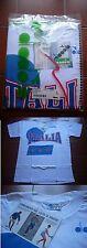 Maglia 1990 Shirt nazionale passeggio ITALIA anni 90 94 Baggio L 1994 DIADORA